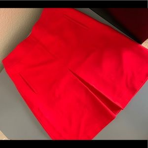 Front Pleat Loft Skirt